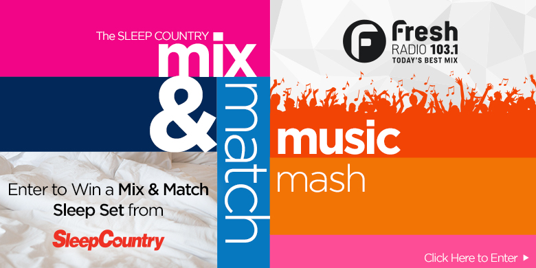 The Sleep Country Mix And Match Music Mash