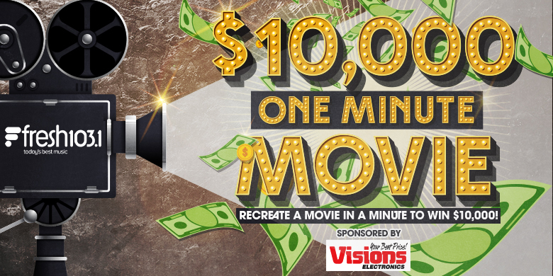 $10k One Minute Movie