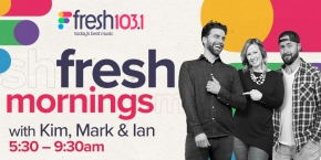 Fresh Mornings with Kim, Mark & Ian