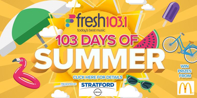 103 Days Of Summer
