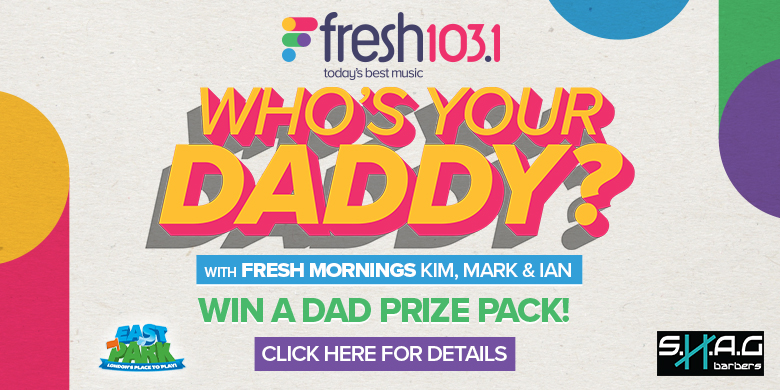 Fresh Mornings Who's Your Daddy?
