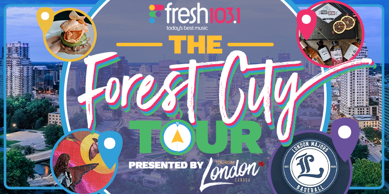 The Forest City Tour Presented by Tourism London